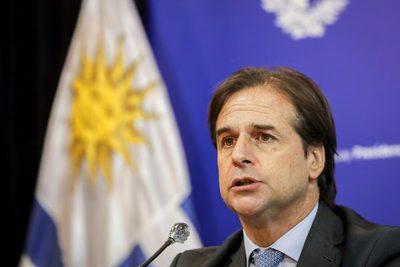 El presidente de Uruguay reúne a su gabinete para ultimar el presupuesto 2020-2025