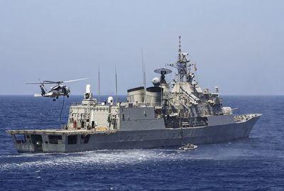 Grecia realiza maniobras navales con países europeos y Turquía con EE.UU.