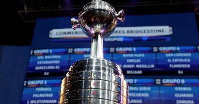 Actualizan calendario de la CONMEBOL Libertadores 2020
