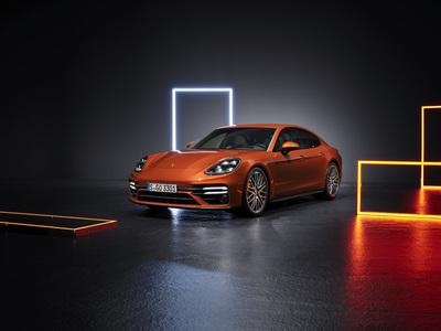 Panamera Turbo S: el auto deportivo de Porsche con el confort de una limusina
