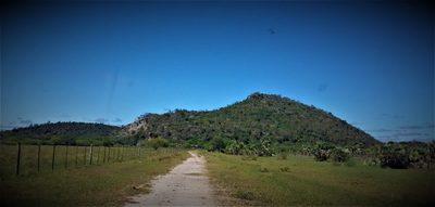Diputada de Alto Paraguay pide protección del Cerro Galván