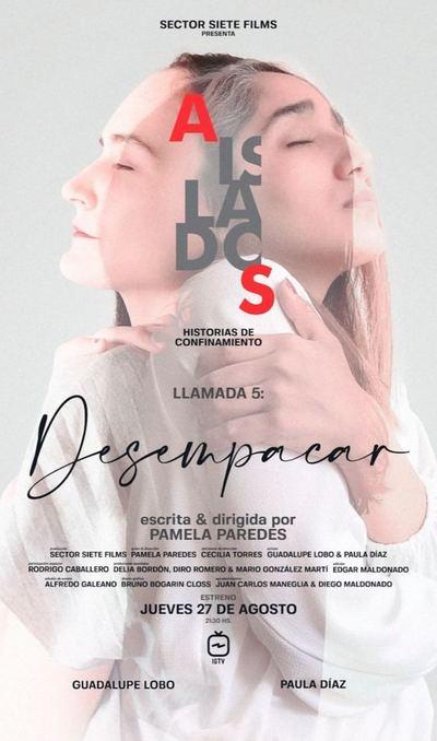 Realizadores paraguayos estrenan historias grabadas en confinamiento
