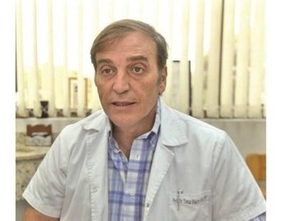 """Infectólogo advierte que """"el punto rojo"""" de la pandemia está llegando a Central y pide extremar cuidados"""