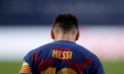 Messi decidió seguir su carrera en Manchester City