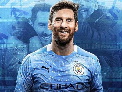 El Manchester City se ve favorito para conquistar a Messi