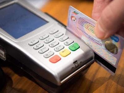 Negocio de tarjetas muestra un crecimiento de 3,4% a junio