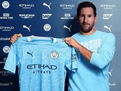 Todos los caminos de Messi conducirían a Manchester