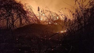 Tras incendio, piden a Ariel Oviedo dejar el Mades si va a ser un inútil