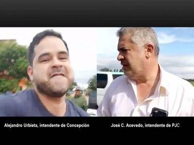En 8 días diputados colorados blanquearon a dos municipios; la de Pedro Juan y Concepción