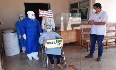 Auspicioso: Muchos recuperados del Covid en Concepción