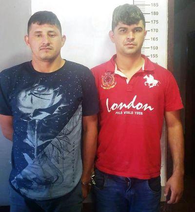 Caen dos ladrones que hurtaron en varios comercios