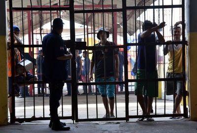 Casos positivos de COVID-19 en penitenciarías superan los 270