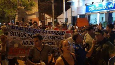 Tras rechazo de pedido de intervención del municipio de Concepción, ciudadanos anuncian movilizaciones