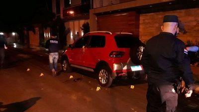 Vídeo muestra ataque fatal a narco brasileño en Pedro Juan Caballero