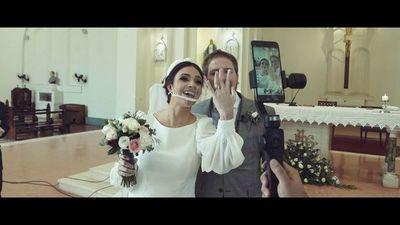 El resultado de una boda planeada bajo  las normas del respeto y el amor