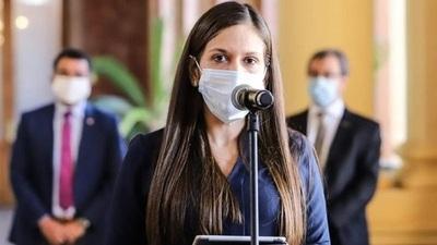 """Carmen Marín: """"Pytyvõ no vino para quedarse porque no es sostenible y en el tiempo tiene un costo enorme"""""""