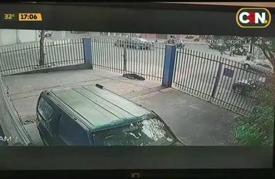 Segunda Proyectada y Caballero, la esquina de los accidentes
