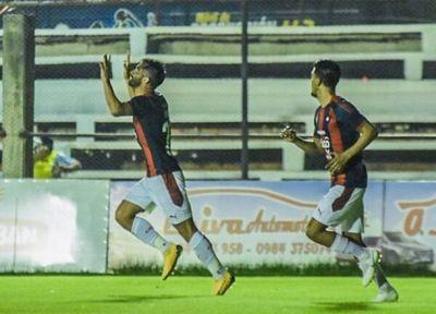 Cerro Porteño sufre, pero gana en Villarrica