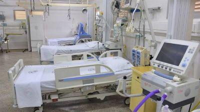 Hay menos camas en UTI e instan a extremar medidas preventivas