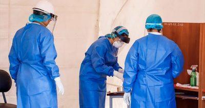 Un paciente de Covid le cuesta a Salud entre G. 13 y 15 millones por día