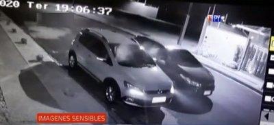 Así atacaron sicarios a brasileño en Pedro Juan Caballero