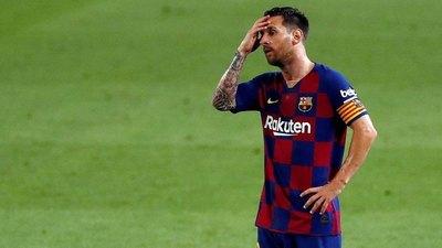 Crónica / Leo quiere a Neymar en su equipo