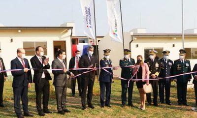 Gobierno inauguró 24 viviendas en predio del Regimiento de Caballería – Diario TNPRESS