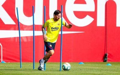 Messi no tiene previsto reunirse con Bartomeu, pero quiere ir a los entrenamientos