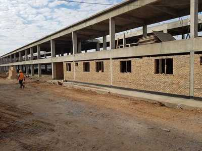Penitenciaría de Minga Guazú con 48% de avance