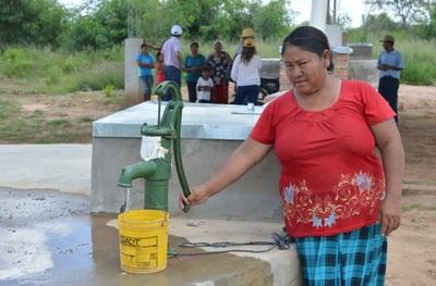 SENASA busca cubrir déficit en cuanto a sistemas de agua en comunidades del Chaco