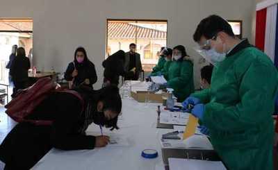 Caazapá: 526 jóvenes recibirán desembolso por becas universitarias