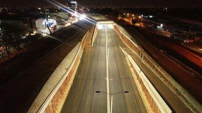 A punto de terminar las obras de la primera fase del multiviaducto