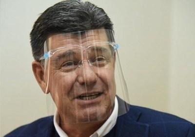 Efraín Alegre apela medidas alternativas en su contra y pide anulación de fallo