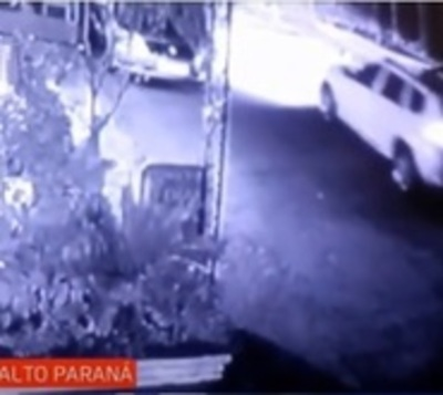 Violento asalto a una familia en Ciudad del Este