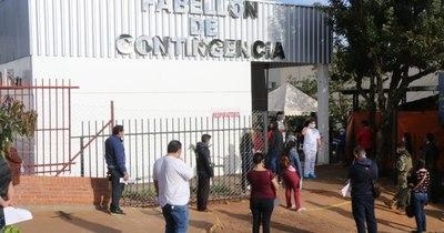 """La Nación / Alto Paraná suma 100 fallecidos por COVID-19: """"Siguen llegando pacientes muy graves"""""""