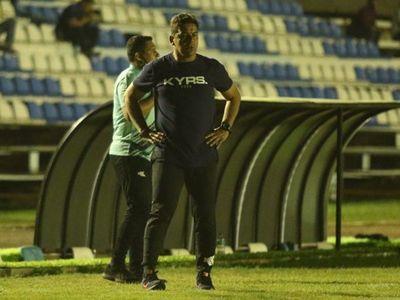 """Troadio Duarte lamenta las fallas: """"Perdimos el partido en 10 minutos"""""""