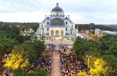Planes de festividad de Caacupé siguen en pie, pero se definirá en noviembre, dice monseñor Valenzuela