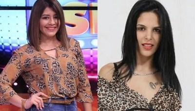 "Virginia Jiménez quiere darle clases de ""funky"" a Aideé Alvarez"