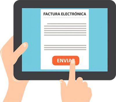 Comercios podrán eliminar las facturas en formato papel