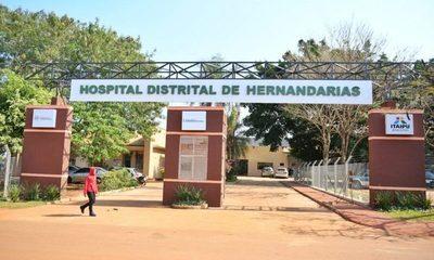 Culminan obras de ampliación del Hospital de Hernandarias