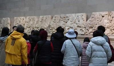 El Museo Británico reabre tras 163 días cerrado por la pandemia