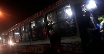 Demoran buses por incumplir medidas sanitarias