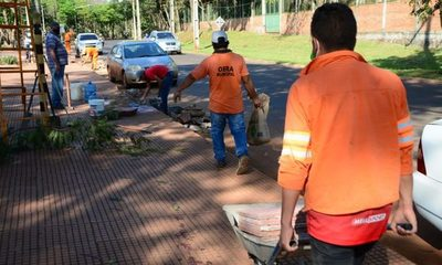 Trabajos de mantenimiento en el Lago de la República llegan a un 70%