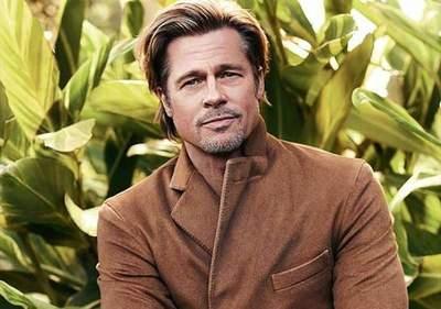 ¡Brad Pitt tiene nueva novia!