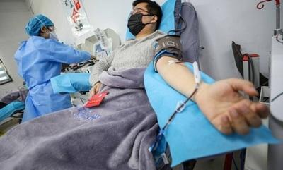 Médico explica beneficios del plasma en el tratamiento del Covid-19
