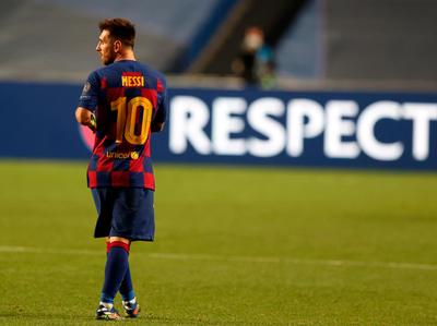 Messi: la palabra más buscada en internet