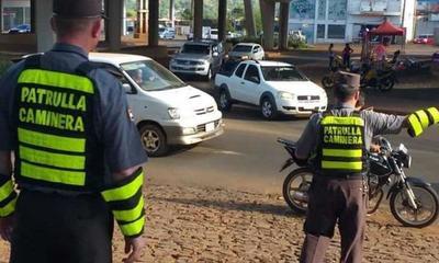 CDE; Municipalidad acciona judicialmente para que Caminera no haga controles – Prensa 5