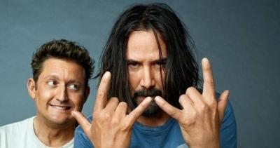 """HOY / Keanu Reeves y la roquera esperanza de """"Bill & Ted"""""""