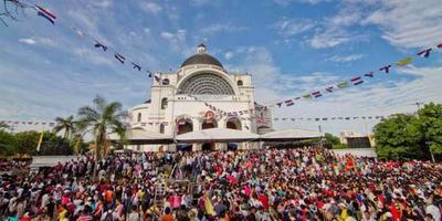 """Preparan festividad de Caacupé """"por si baje el pico"""" – Prensa 5"""