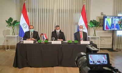 Presidentes acuerdan reapertura gradual de fronteras
